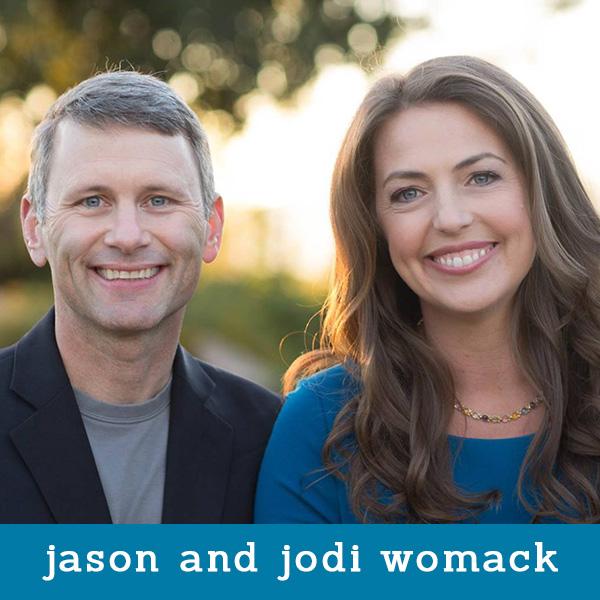 Jason and Jodi Womack