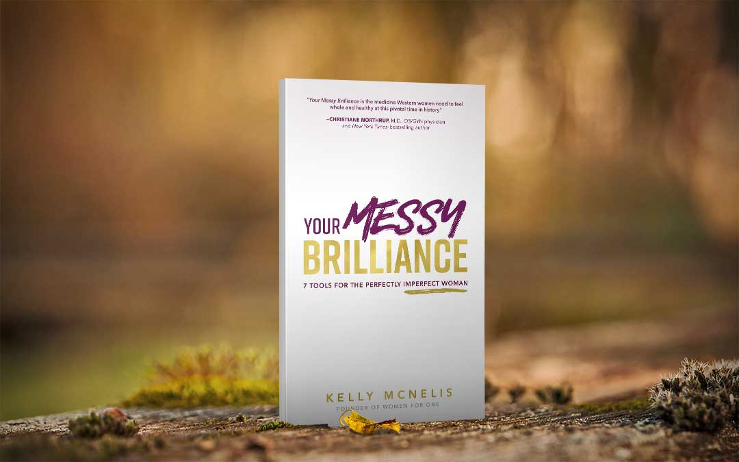 "[Book Launch] ""Your Messy Brilliance"" by Kelly McNelis"