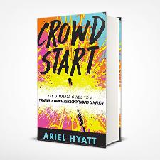 crowdstart | ariel hyatt