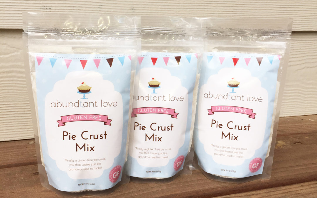 abundant love – pie mix